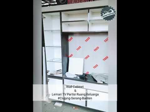 Wall Cabinet Lemari Tv Ruang Tamu