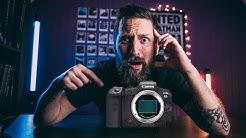 Canon EOS R5 : Ne RÊVEZ pas trop