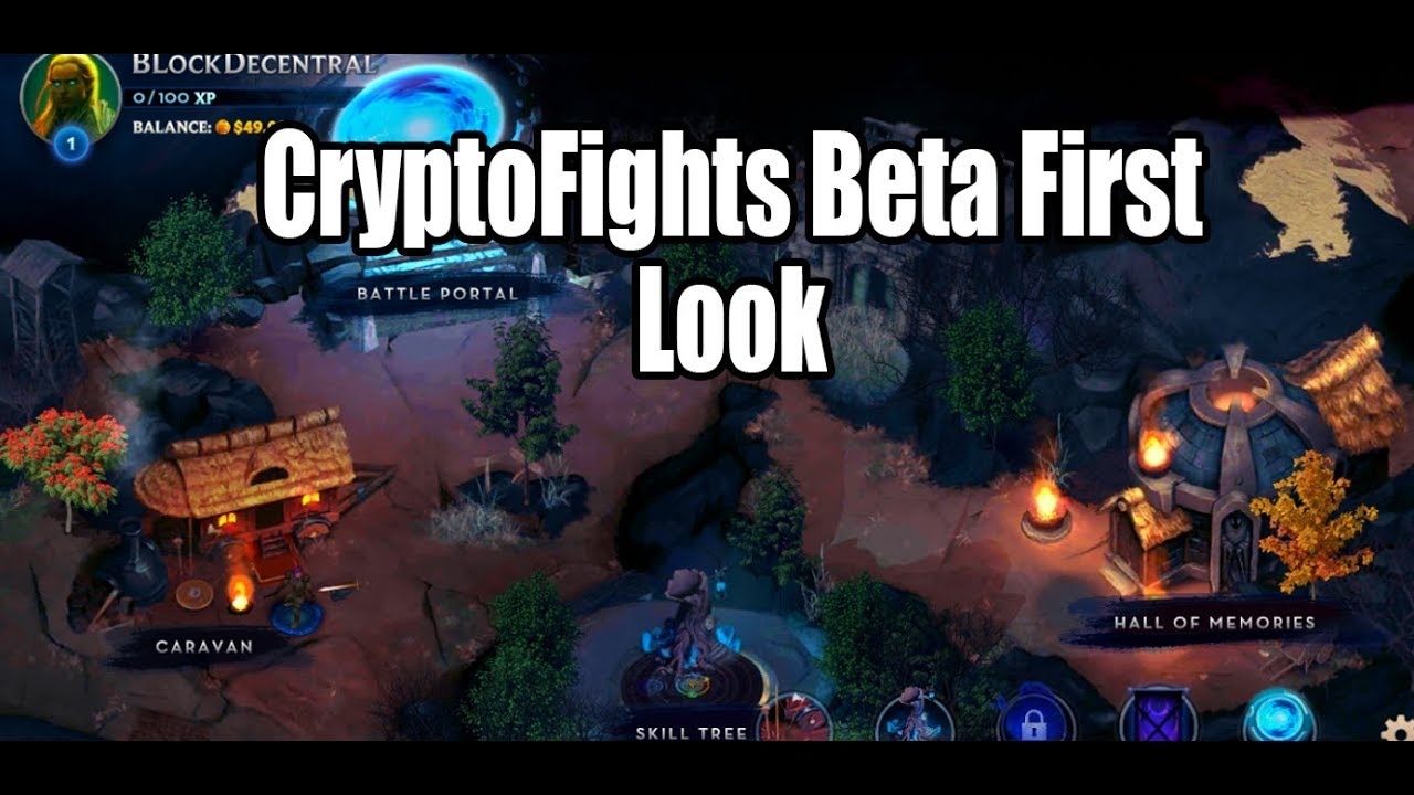 Crypto Fights Beta First Look 17