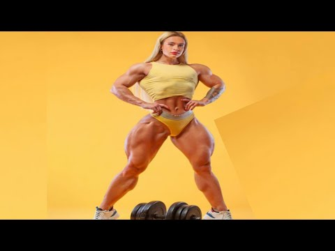 IPEK YILDIRIM – FEMALES BODYBUILDING, IFBB MUSCLE, FITNESS MODEL, WORKOUT