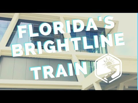 The Brightline Train: Palm Beach to Fort Lauderdale (& Hotel Reccs!)