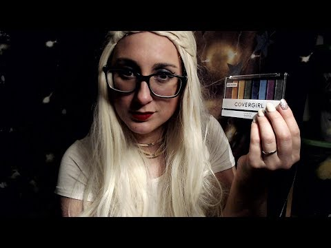 🐲🔥💄 Daenerys From Game Of Thrones Does Your Make-up | ASMR Role Play