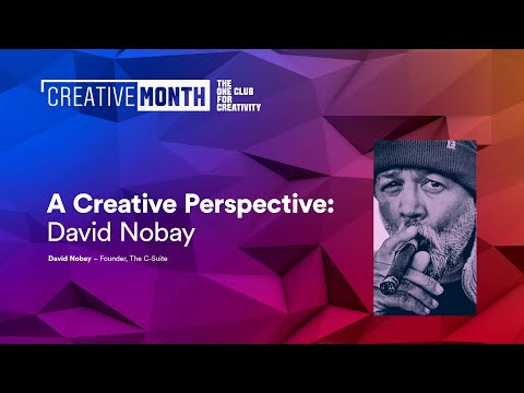 A Creative Perspective | David Nobay