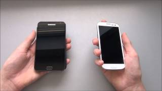 SizeCheck: Samsung Galaxy S3, Samsung Galaxy Note, Nokia Lumia 900, HTC One X, HTC Desire HD