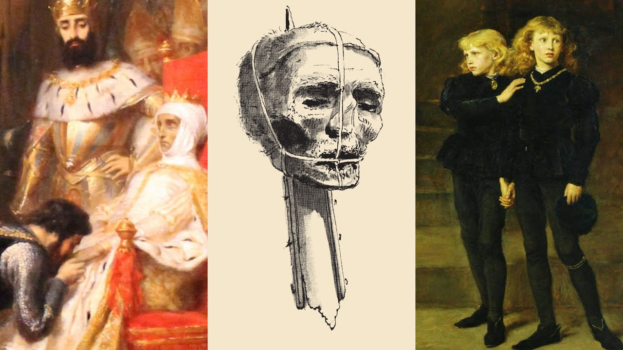 3 Twisted Tales of Royal Exhumation