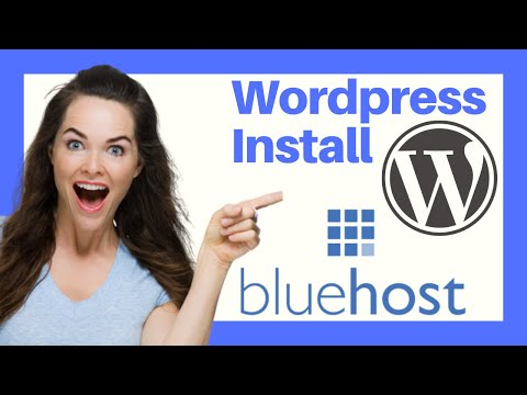 bluehost-review-2020│wordpress-install-in-bluehost-cpanel!🔥😍