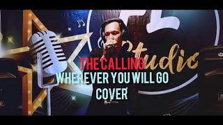 Wherever you will go-THE CALLING covered by adrian bani ahmad