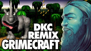 Smooth McGroove Remixed - Grimecraft - Stickerbrush Symphony (Donkey Kong Country Remix) - GameChops