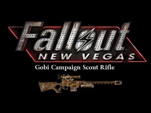 Fallout: New Vegas - Unique Weapons: Gobi Campaign Scout Rifle
