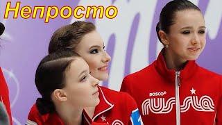 Анна Щербакова Командный турнир ДАЛСЯ МНЕ НЕЛЕГКО