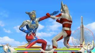 Video Sieu Nhan Game Play | Ultraman Zero Leo Battle Mode | Game Ultraman FE0 download MP3, 3GP, MP4, WEBM, AVI, FLV Februari 2018