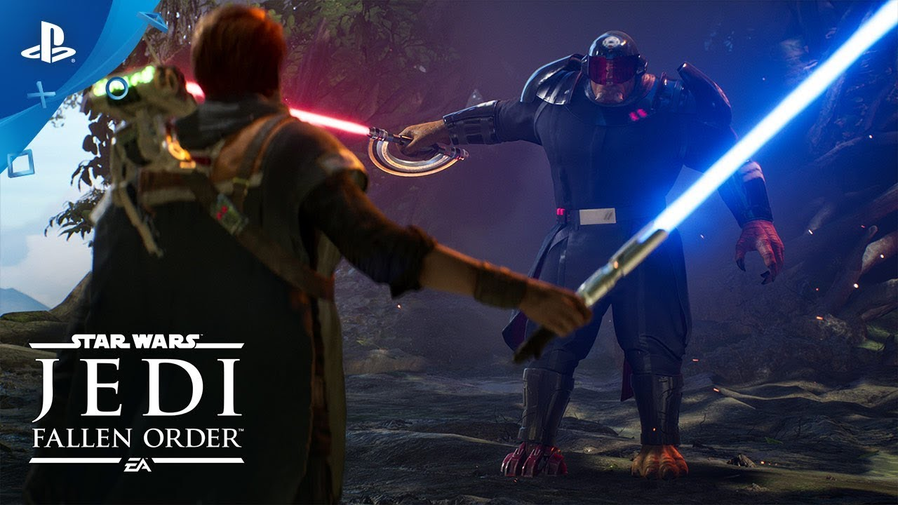 Star Wars Jedi: Fallen Order - Launch Trailer | PS4