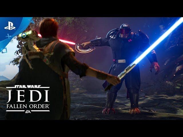 Star Wars Jedi: Fallen Order - Launch Trailer | PS4