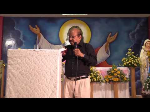 002-RRC Bangalore -Talk and Night Vigil by Br Thomas Paul  5th May 2017