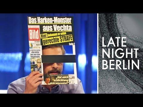 Fashion Trendsetter: Das trägt man heute vor Gericht! | Late Night Berlin | ProSieben
