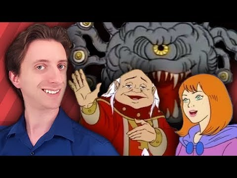 Dungeons & Dragons Cartoon - ProJared