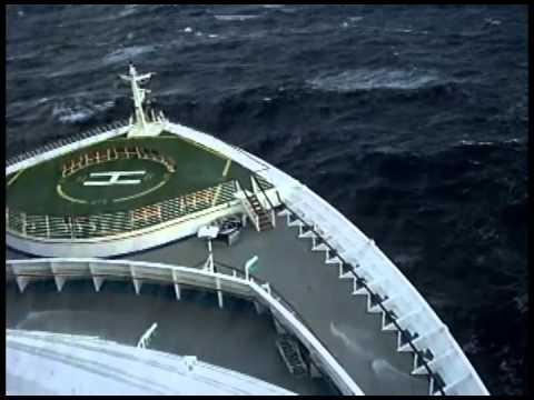 Voyager of the Seas - Storm in Mediterranean (Original)