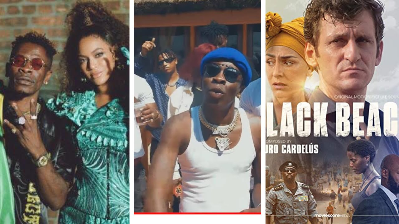 Shatta Wale songs has been featured on Spanish Movie Black Beach