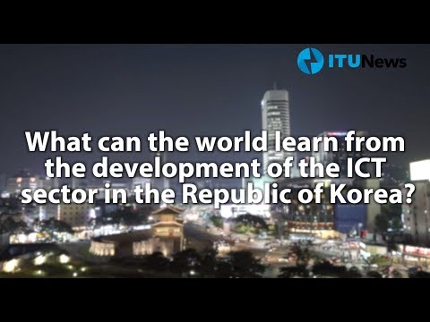 The Republic of Korea's Digital Transformation