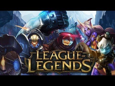 League Of Legends ARAM Match- Soraka OP