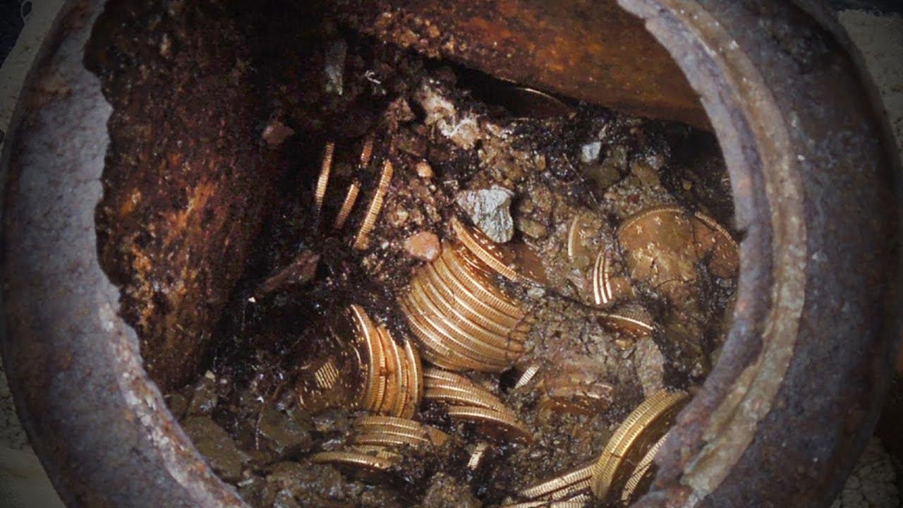Treasure Oklahoma Buried