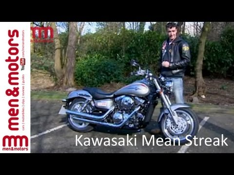 Kawasaki Mean Streak Review (2003)