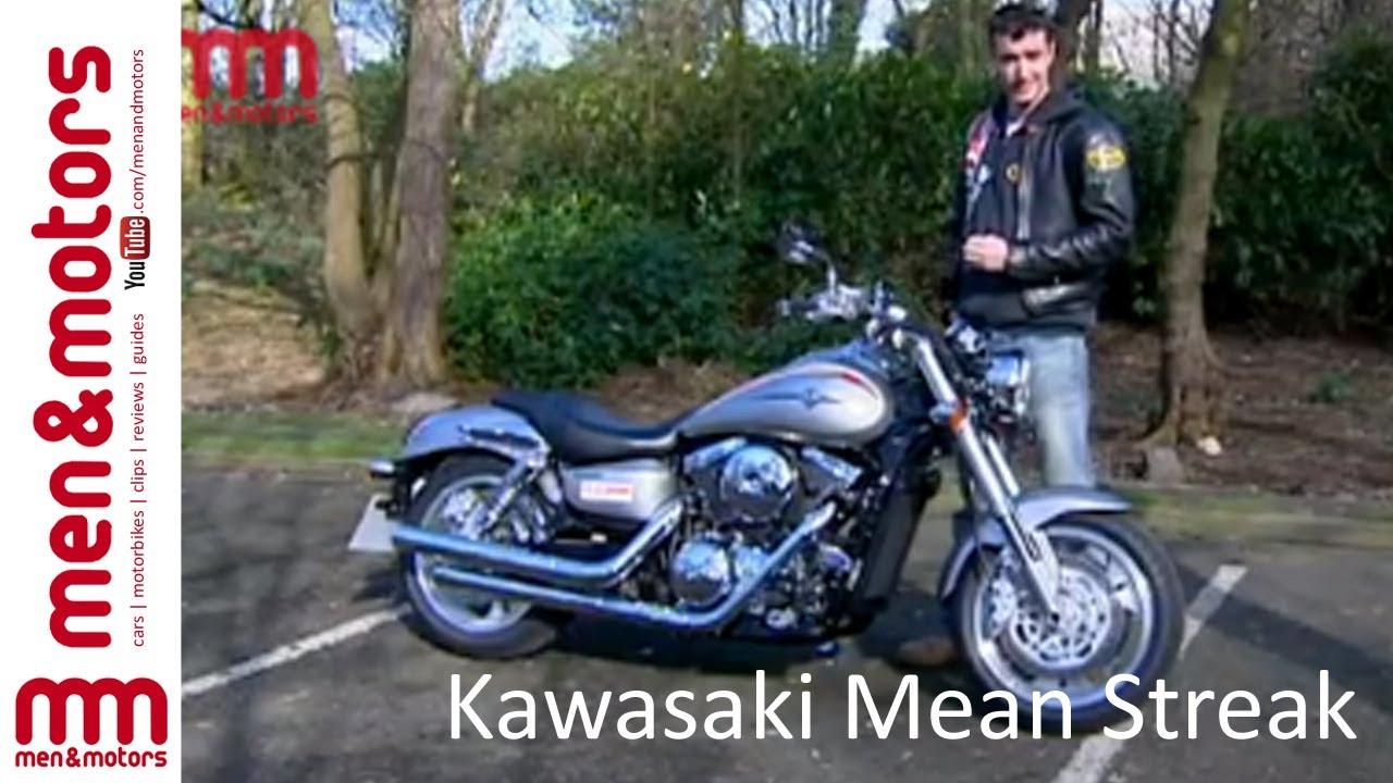 Kawasaki Mean Streak Review 2003