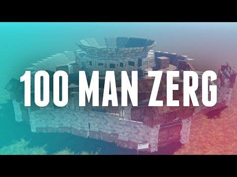 The Rise and Fall of the 100 Man Zerg   The Story of the Chad Clan   Rust Gameplay Mp3