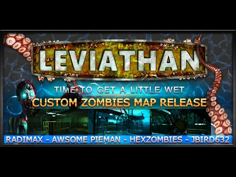 HOW TO INSTALL/PLAY CUSTOM ZOMBIE MAPS! (World at War Custom Zombies Infect World At War Zombies Map on