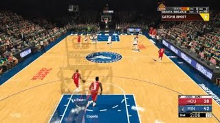 NBA 2K19 James Harden Get Away With traveling