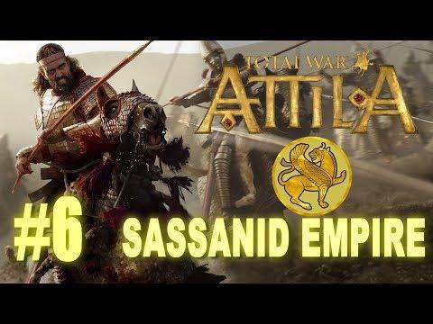 Total War: Attila  Sassanid Empire Campaign #6