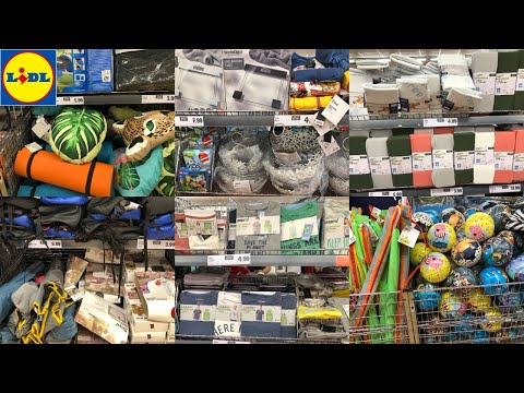 WHAT'S IN THE MIDDLE OF LIDL THIS WEEK (THURSDAY-03/06) | LIDL SHOPPING HAUL | TRAVELANDSHOP WITH ME