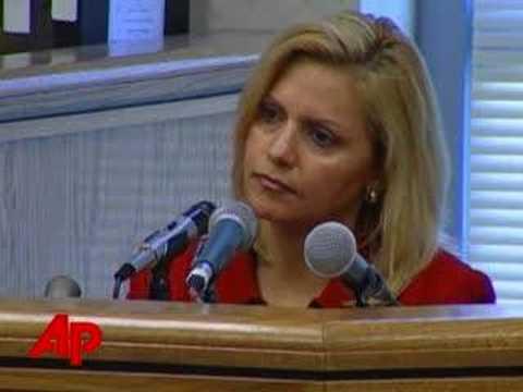 Wife 'Surprised' By McGreevey Resignation Speech