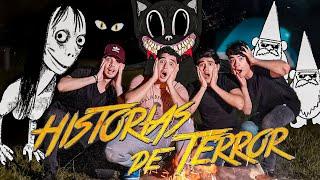 CARTOON CAT, MOMO Y EL DUENDE MALDITO! - HISTORIAS DE TERROR PARA NO DORMIR - ChangovisiónAnimations