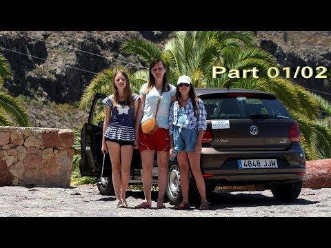 2016 July. Budget trip around Europe and Canary on car. Part 01/02