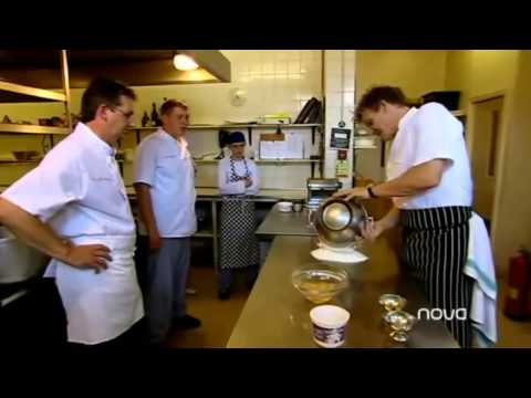 Pesadilla en la Cocina UK 3x04 Español La Gondola