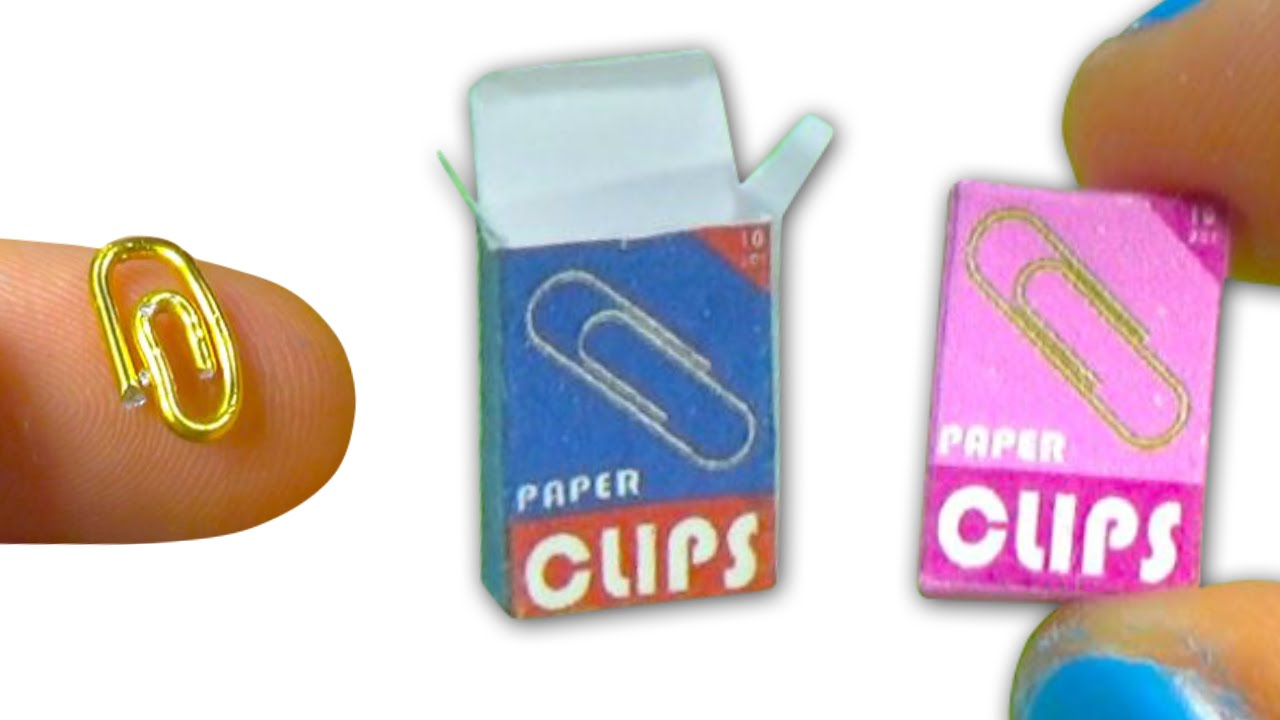 American Craft Paper Clips
