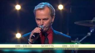 Schytts - Mälarö kyrka - Dansbandskampen  2009
