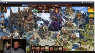 Viking: War of clans - ДЕРЖ 578 №24 БК 11.07 ШТУРМ В ПРЯМОМУ ЕФІРІ!!!