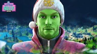 DRIFT IS A GRINCH WHO HATES CHRISTMAS | Fortnite Short Film