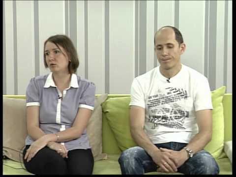 Ранок-панок. Христина і Василь Фученки