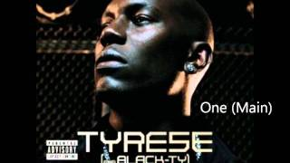 Tyrese - Alter Ego Album - One (Main)