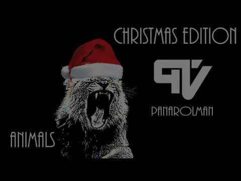 Martin Garrix - Animals Christmas (Christmas Edition) Version Jingle Bells Panarolman 2013/2014