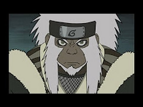 On what episode does Naruto does the frog jutso or watever ...