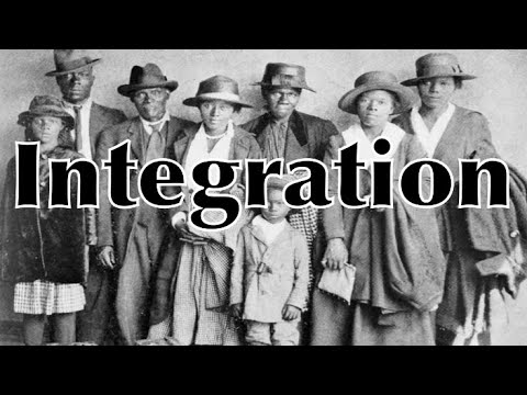 The Real Purpose Of The Word 'Integration'