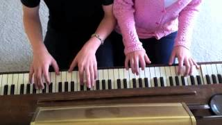 The Phantom Piano Duet by Melody Bober