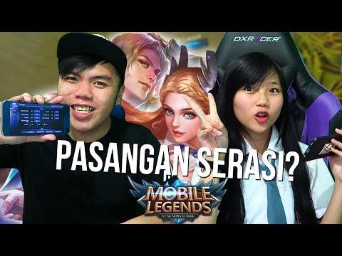 KETIKA LANCELOT DAN ODETTE PACARAN DI REAL LIFE!?!? - Mobile Legends Indonesia #25