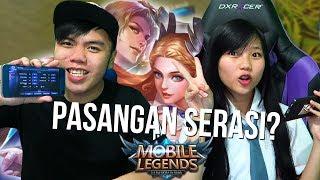 KETIKA LANCELOT DAN ODETTE BERTEMU DI REAL LIFE!?!? - Mobile Legends Indonesia #25