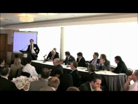 NIBA 2012 New York Luncheon Panel - Jobs Act and Crowdfunding