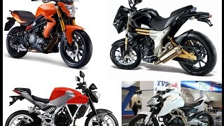 Top 5 Upcoming Naked Roadster Bikes In India 2016